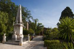 English Cemetery at Malaga
