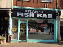‪Atlantis Fish Bar‬