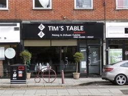 Tim's Table
