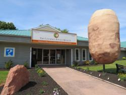 ‪Canadian Potato Museum‬