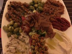 Lebanon Cafe