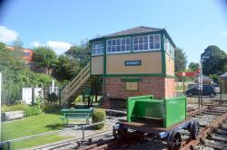 Romsey Signal Box