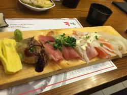 Bak Dragon Seok Sushi