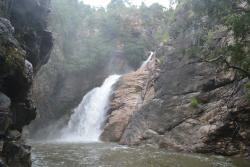 ganganna sirrasu (1000ft) waaterfalls near Palamaner,AP, visit Palamaner- News,travel info,touri
