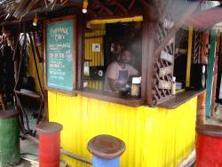 Banana Bar Las Galeras