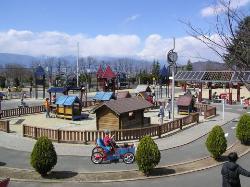Yamanashi Prefecture Forest Park Kanegawa no Mori