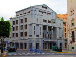 Edificio Antiguo Monumental Cinema Sport