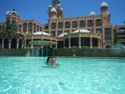 Palace pool