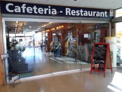 Restaurant cafeteria Esclat