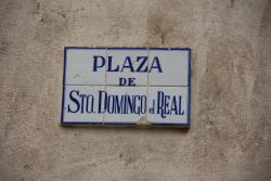 Площадь Санто Доминго Эль Реал в Толедо