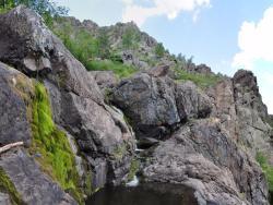 Gadelsha Waterfall