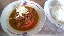 Tongseng & Gulai Ayam Kampung Sudi Moro