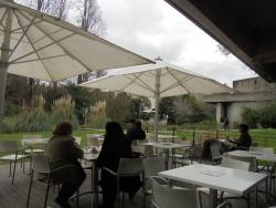 Coffee shop Museu Calouste Gulbenkian