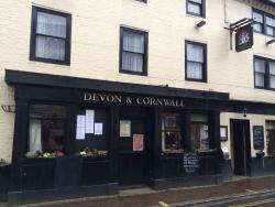 Devon & Cornwall Inn