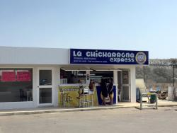 La Chicharrona express