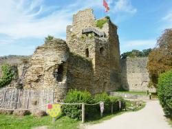 Chateau de Talmont