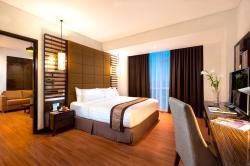 The Atrium Hotel & Resort
