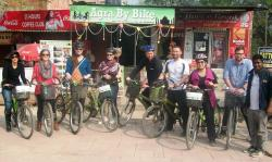 Agra By Bike