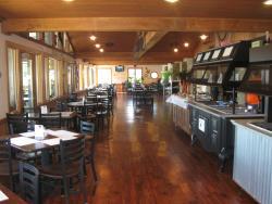 The Dockside Restaurant at Seneca Lake Marina