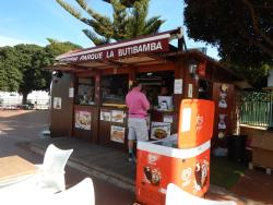 Kiosco Parque La Butibamba