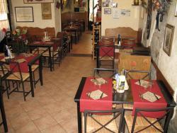 Antica Trattoria Pizzeria Del Corso