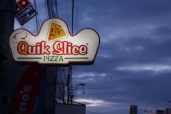 Quik Slice Pizza