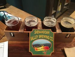 ‪Shenandoah Valley Brewing Co‬