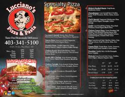 Lucciano's Pizza & Pasta