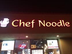 Da Chef Noodle