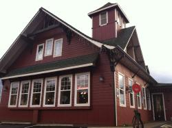Buffalo Bills Train Depot Restaurant