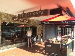 Le Roi Cafe