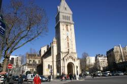Eglise Saint Pierre Montrouge
