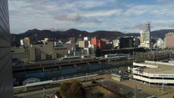 Hotel Sunroute Nagano Higashiguchi