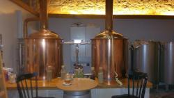 Pivo microbrewery