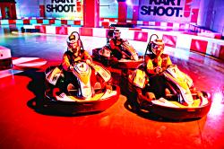 ‪Kart and Shoot Fujairah Mall (Karting & Laser Tag)‬