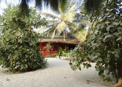 Hotel Mermoz on the beach