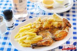 Tony's Seafood & Grill