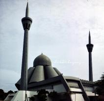 An'Nur Jamek Mosque