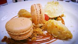 The Cruin restaurant loch lomond