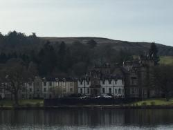 Lovely relaxing week in Loch Lomond