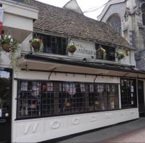 The Woodman Wine Bar