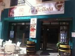 Cafetería La Bellota