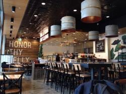 Honor Society Handcrafted Eatery
