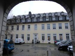 Old University of Trier