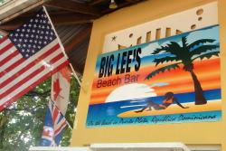 ‪Big Lee's Beach Bar‬