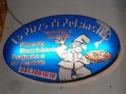 La Pizza di Pulcinella