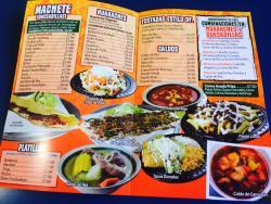 Machete Azteca