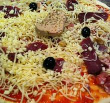 La Pizz' Chez Benoit