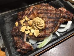 Ikinari Steak, Tokyo Yaesu Chikagai