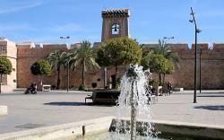 Castillo Fortaleza de Santa Pola